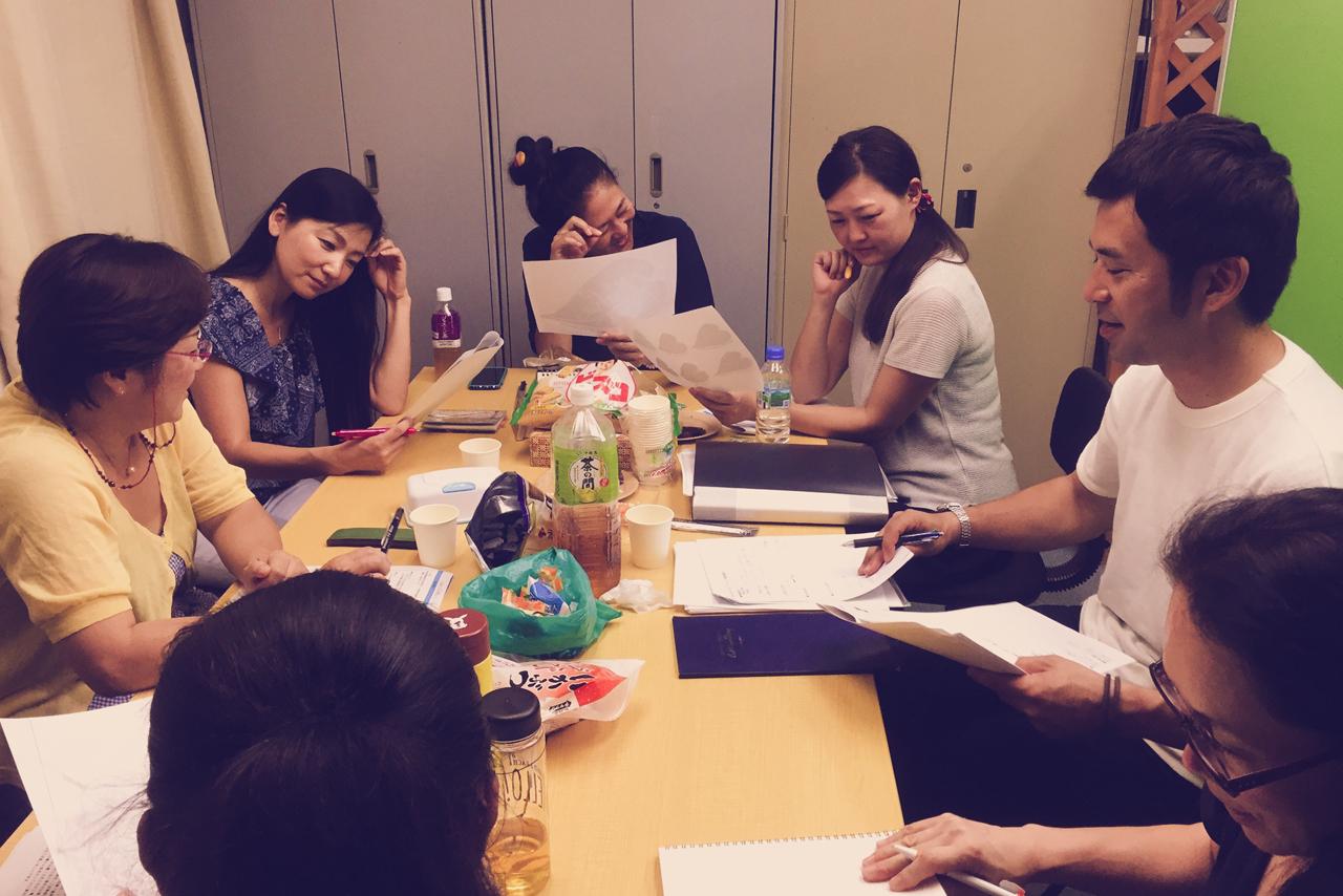 Hawaiian Days Project の運営会議