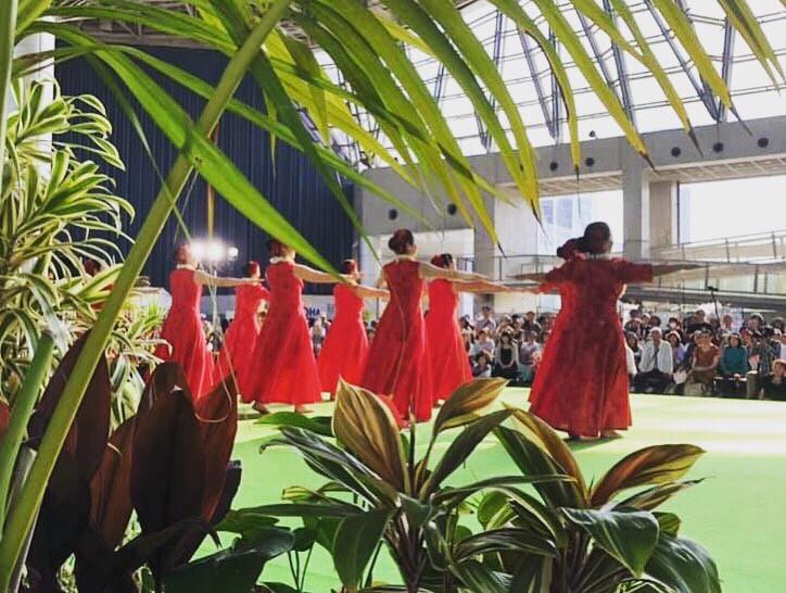 Hawaiian WAIKULA Days2020通信